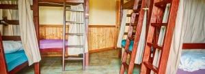 Bunk rooms at Prama Institute